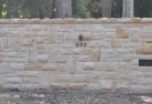 Cooyal Brick fencing 19