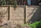 Cooyal Brick fencing 20