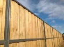 Kwikfynd Lap and Cap Timber Fencing cooyal